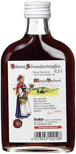 Bitterer Schwedentropfen Maria Treben, 200 ml...