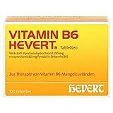 VITAMIN B6 HEVERT Tabletten 100 St