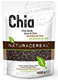 Naturacereal Premium Chia Samen, in Deutschland geprüfte Qualität (1 x 1 kg)