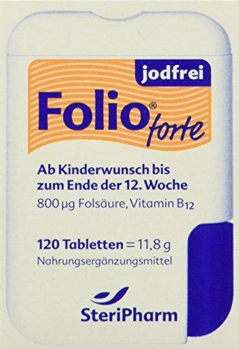 Steripharm Pharmazeutische Produkte Folio Forte...