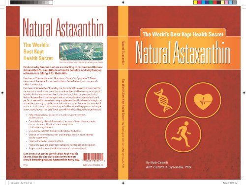 NATURAL ASTAXANTHIN: The World's Best Kept Health...