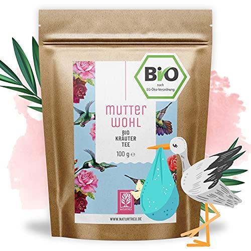 Mutterwohl Bio Frauenmanteltee 100g Tee I Bio...