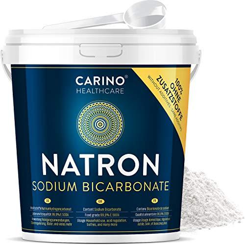 Natron Pulver in Lebensmittelqualität 4.5kg im...