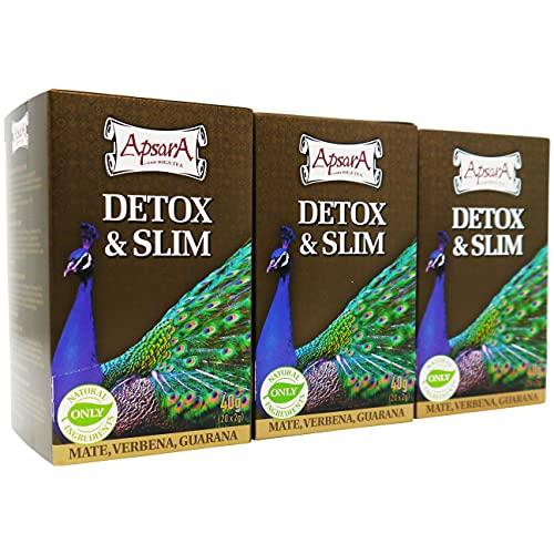 Apsara Detox Tee und Slim Tea in Beutel,...