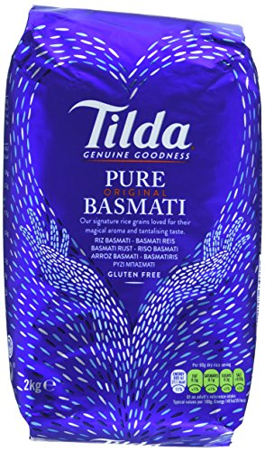 TILDA - Basmati Reis, (1 X 2 KG)
