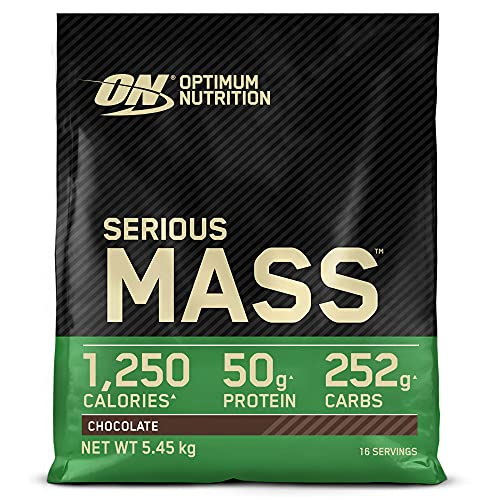 Optimum Nutrition ON Serious Mass Hochkalorisches...