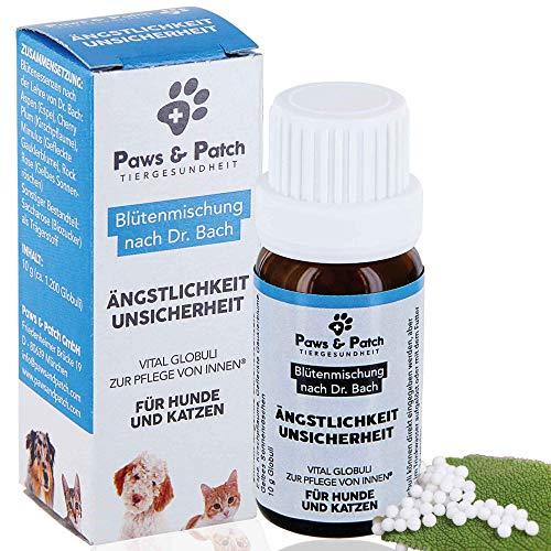 Paws & Patch Bachblüten für Hunde & Katzen...