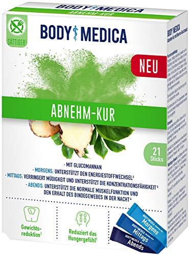 BodyMedica Abnehm-Kur, Nahrungsergänzungsmittel...