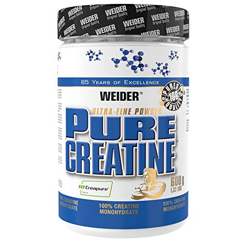 Weider Pure Creatine - Creapure Kreatin Monohydrat...