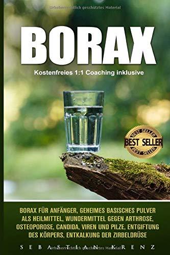 Borax: Borax für Anfänger, geheimes basisches...