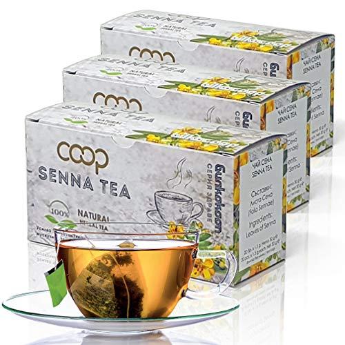 Senna Tee - Abführmittel, Detox, Gewichtsverlust,...