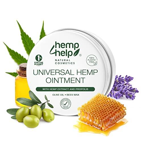 Universal Hanf-SALBE von HEMP 4 HELP Bestseller...