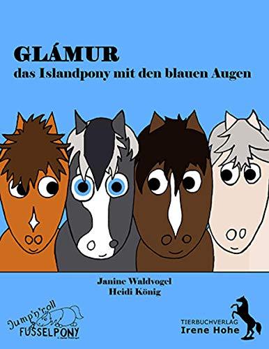 Glámur, das Islandpony mit den blauen Augen: Jump...