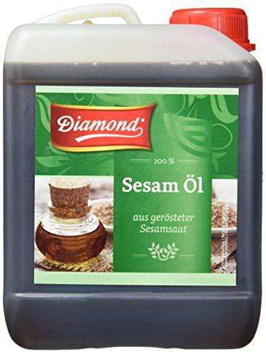 Diamond Sesamöl, geröstet, 100%, 1er Pack (1 x...
