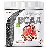 ALPHAMINOS BCAA Pulver 2:1:1 | TESTSIEGER | Das ORIGINAL von ProFuel | Essentielle Aminosäuren | Unfassbar leckerer Geschmack (Wassermelone)