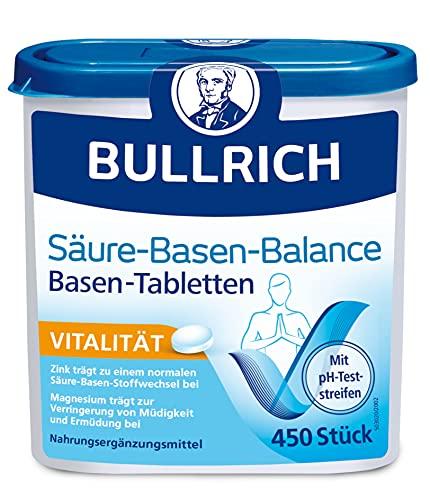Bullrich Säure-Basen-Balance Basentabletten,...