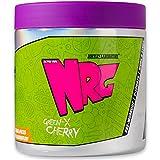Jekyll's Laboratory Alter Ego NRG 🧪 der PRE WORKOUT Booster & ENERGY DRINK Pulver für Athleten, Gamer und Hustler - Zuckerfrei, ohne Aspartam und Vegan - 320g - Green-X Cherry