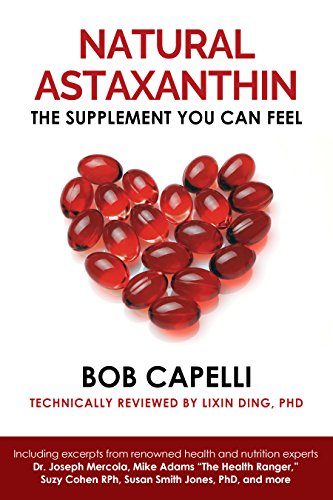 Natural Astaxanthin 'The Supplement You Can Feel'...