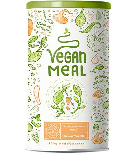 VEGAN MEAL - Green Vanilla - Der nährstoffdichte...