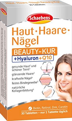 Schaebens Haut und Haare Nägel Tabletten, 1er...