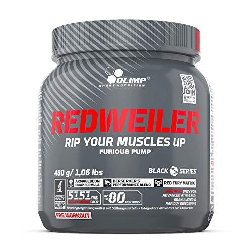 Olimp Redweiler Pre Workout 480 grams Raging Cola,...