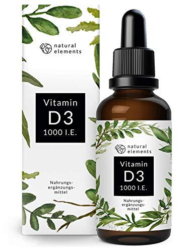 Vitamin D3-1000 I.E. pro Tropfen - 50ml (1750...