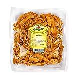 Howa getrocknete Mango – Trockenobst in Bio-Qualität, naturbelassen und ungeschwefelt – Ideal zum Kochen, Backen oder als gesunder Snack – Mangoscheiben - ohne Zucker – 1000 g