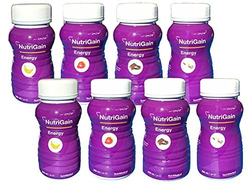 NutriGain Energy Trinknahrung hochkalorisch...