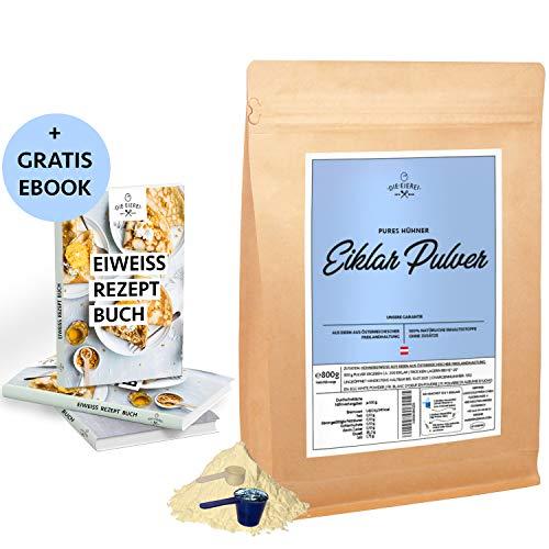 Eiklar-Pulver Reines-Eiweiss-Protein aus...