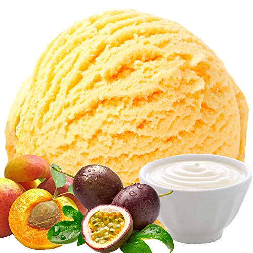 Joghurt Pfirsich Maracuja Geschmack 1 Kg Gino...