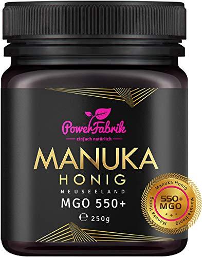 Manuka Honig | MGO 550+ | 250g | Das ORIGINAL aus...