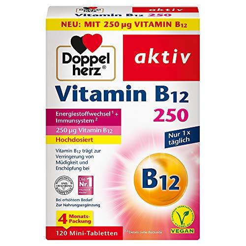 Doppelherz Vitamin B12 – Vitamin B12 trägt zur...