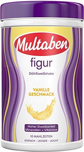 Multaben Diät Shake (430 g) – proteinreicher...