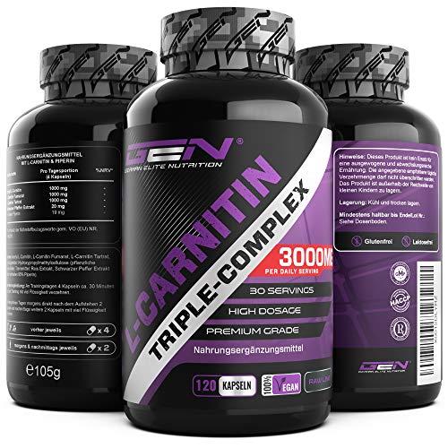 L-Carnitin Triple Komplex - 3000 mg je...