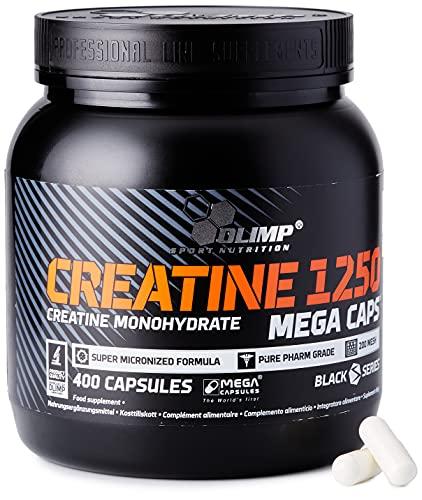OLIMP- Creatine Monohydrat 1250. Kreatin Kapseln...