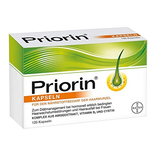 Priorin Kapseln bei hormonell erblich bedingtem...