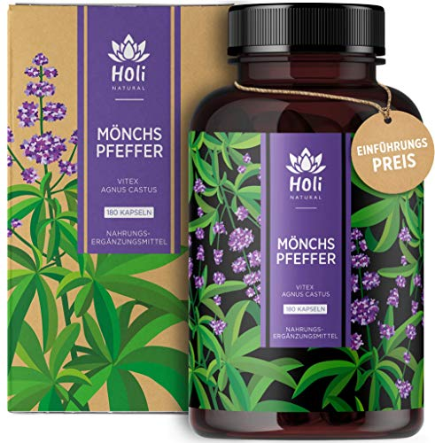 Holi Natural® Mönchspfeffer Extrakt   180...