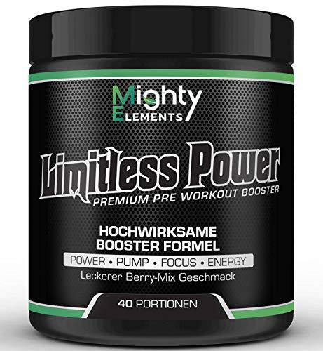 NEU Limitless Power 2.0 - stärkere Formel - Pre...