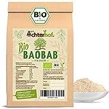 Baobab Pulver Bio | 1kg | Affenbrotbaum Fruchtpulver | 100% reines Baobabpulver