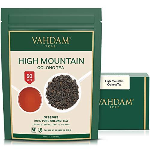 High Mountain Oolong Teeblätter aus dem Himalaya...