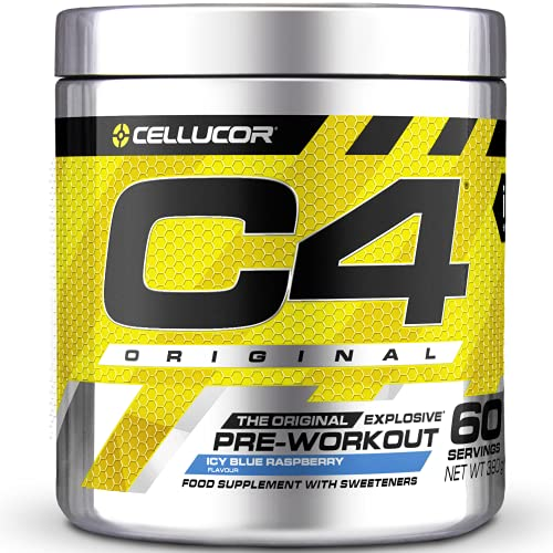Cellucor C4 Original - Pre-Workout-Booster - Icy...