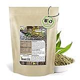 nur.fit by Nurafit BIO Hanfprotein-Pulver 500g – Hanfeiweißpulver aus kontrolliert biologischem Anbau mit 50% Proteingehalt - natürliches veganes Proteinpulver ohne Zusatzstoffe – vegan Protein
