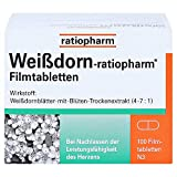 WEISSDORN-RATIOPHARM Filmtabletten 100 St