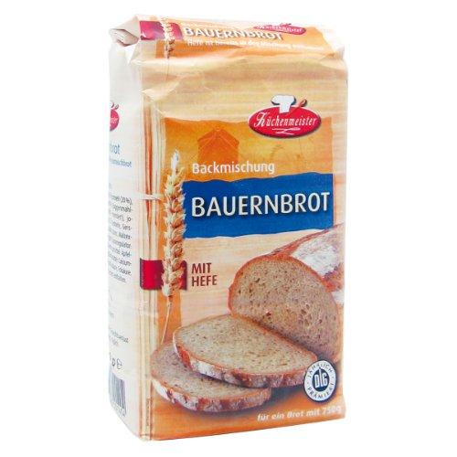 Bielmeier-Küchenmeister Brotbackmischung...