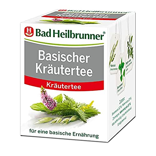 Bad Heilbrunner Basischer Kräuter Tee im...