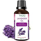 Lavendelöl 100% Reines und Natürliches - 50ml Ätherisches Öl Lavendel Duftöl für Diffuser, Aromatherapie, Massage, Schlafhilfe, Naturkosmetik
