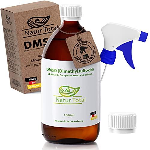 DMSO 99,9% Reinheit Dimethylsulfoxid 1000ml:...
