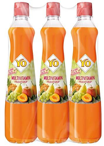 YO Sirup Multivitamin, 1x Flasche ergibt bis zu 5...