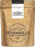 Sevenhills Wholefoods Acai-Beeren-Pulver Bio 100g