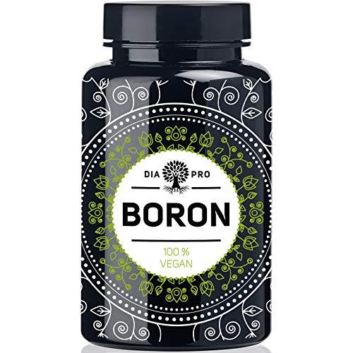 DiaPro® Boron Hochdosierte Boron-Tabletten mit 3...